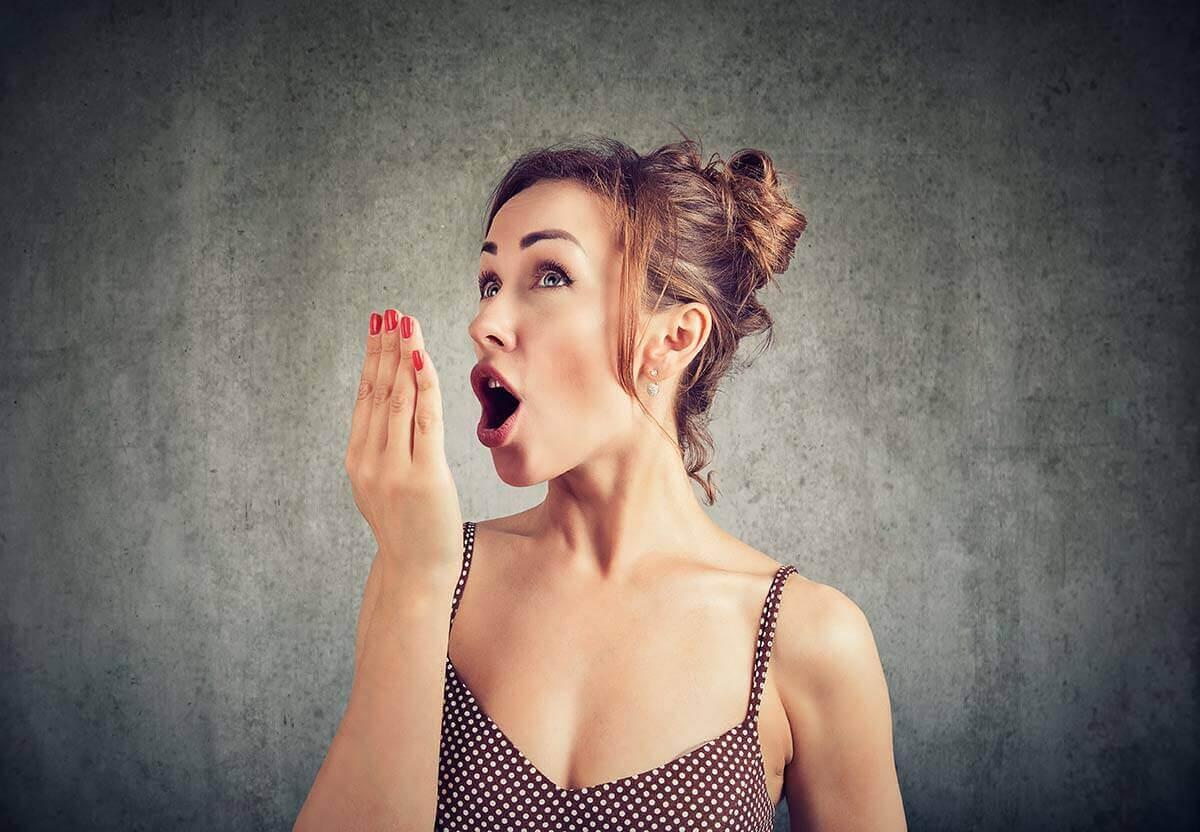 wat te doen tegen stinkende adem