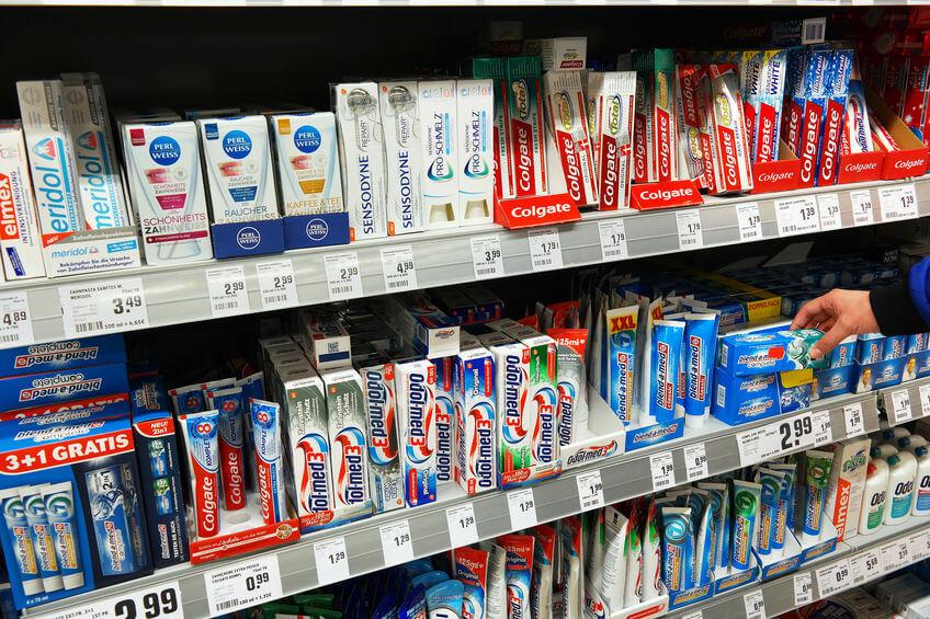 poetsen met fluoride giftig
