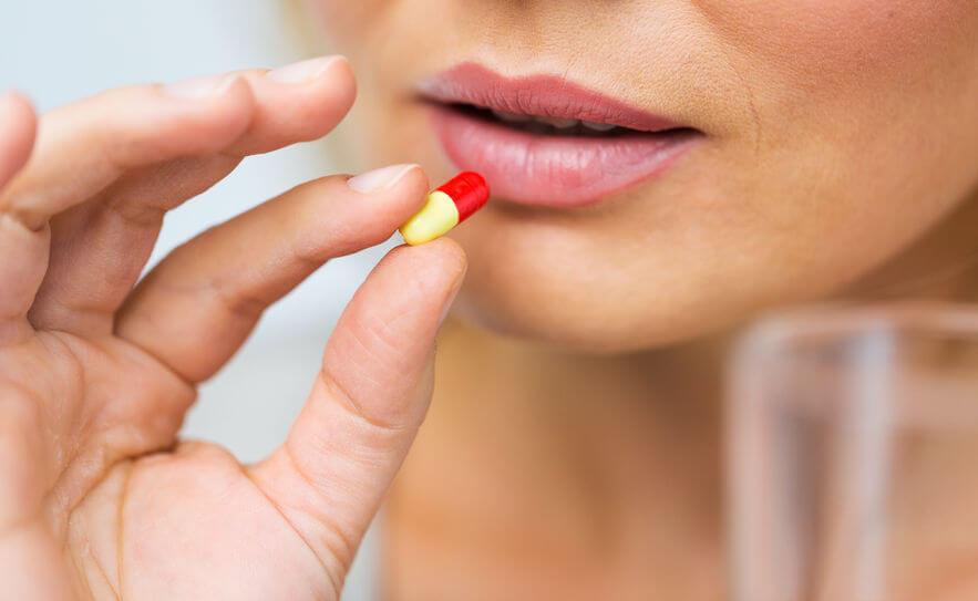 droge mond medicatie