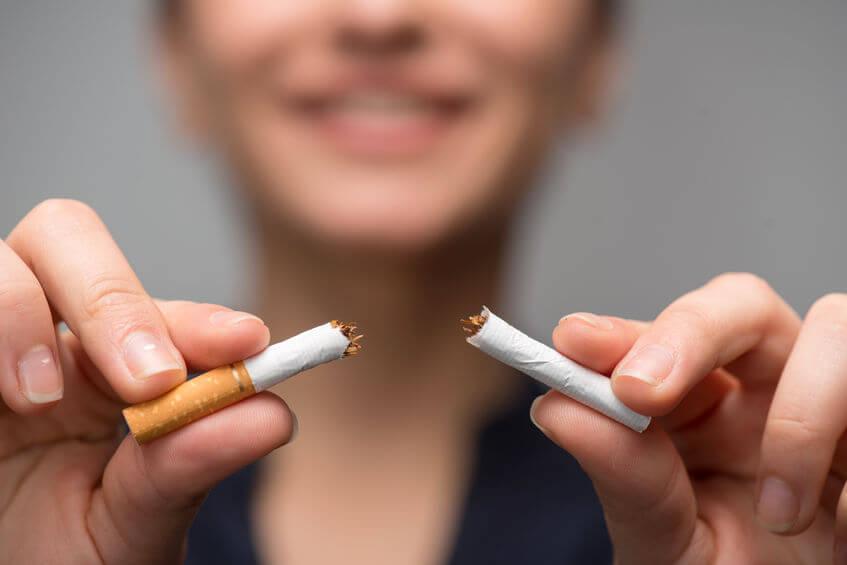 roken slecht voor gebit