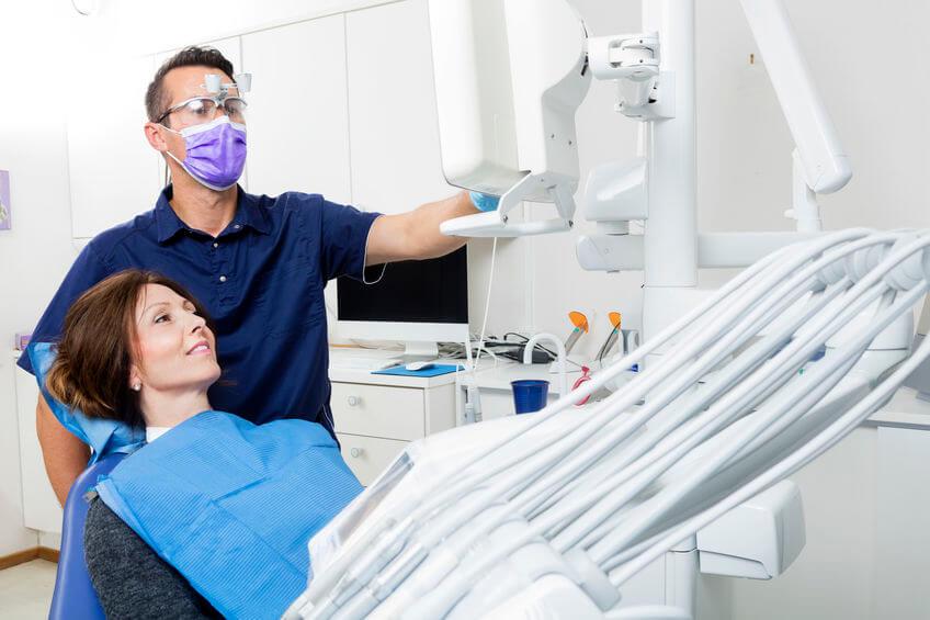 lang niet bij de tandarts geweest