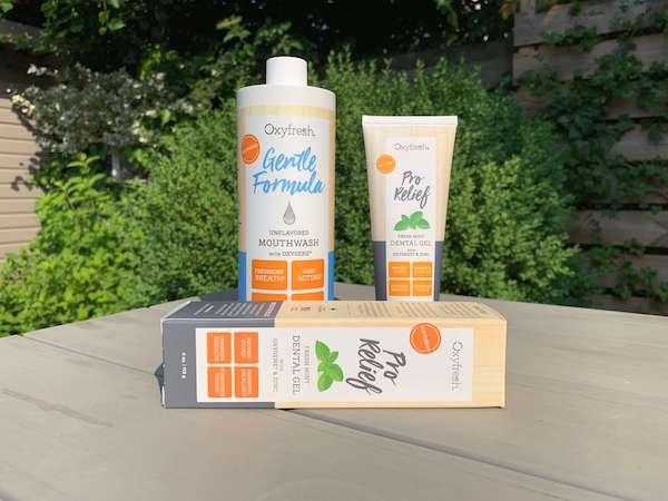producten droge mond tegen gaan
