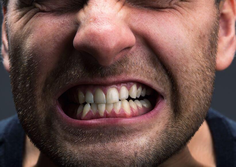 oorzaak van tandenknarsen ontdekken