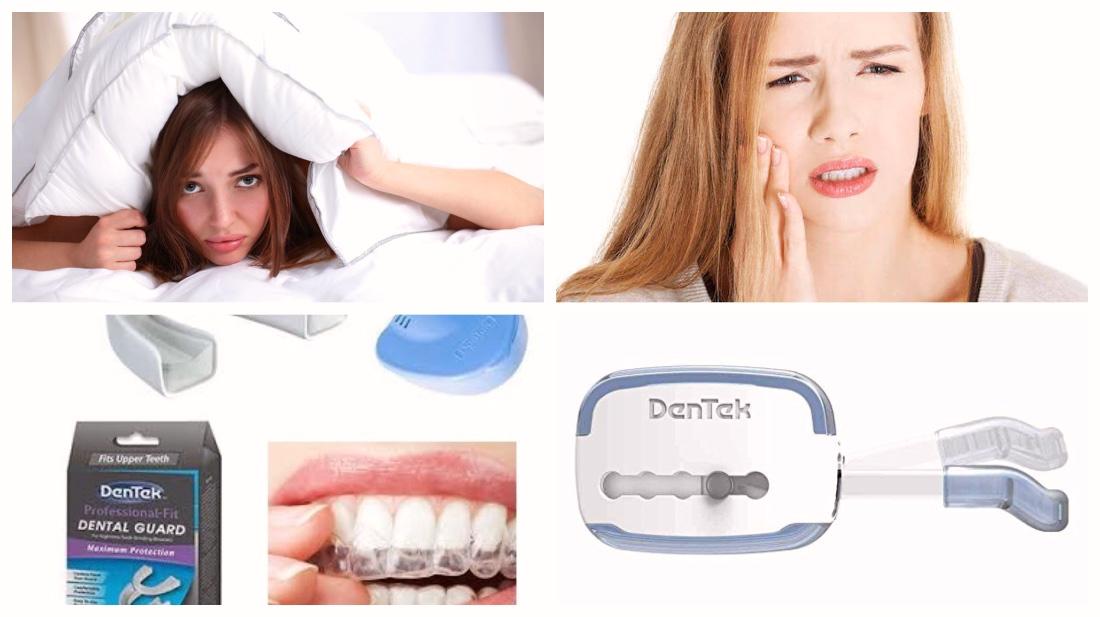 tandenknarsen tijdens slapen in de nacht