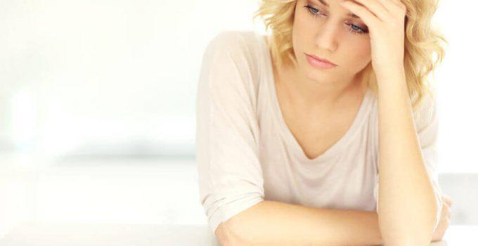 de rol van een depressie op een tandvleesontsteking