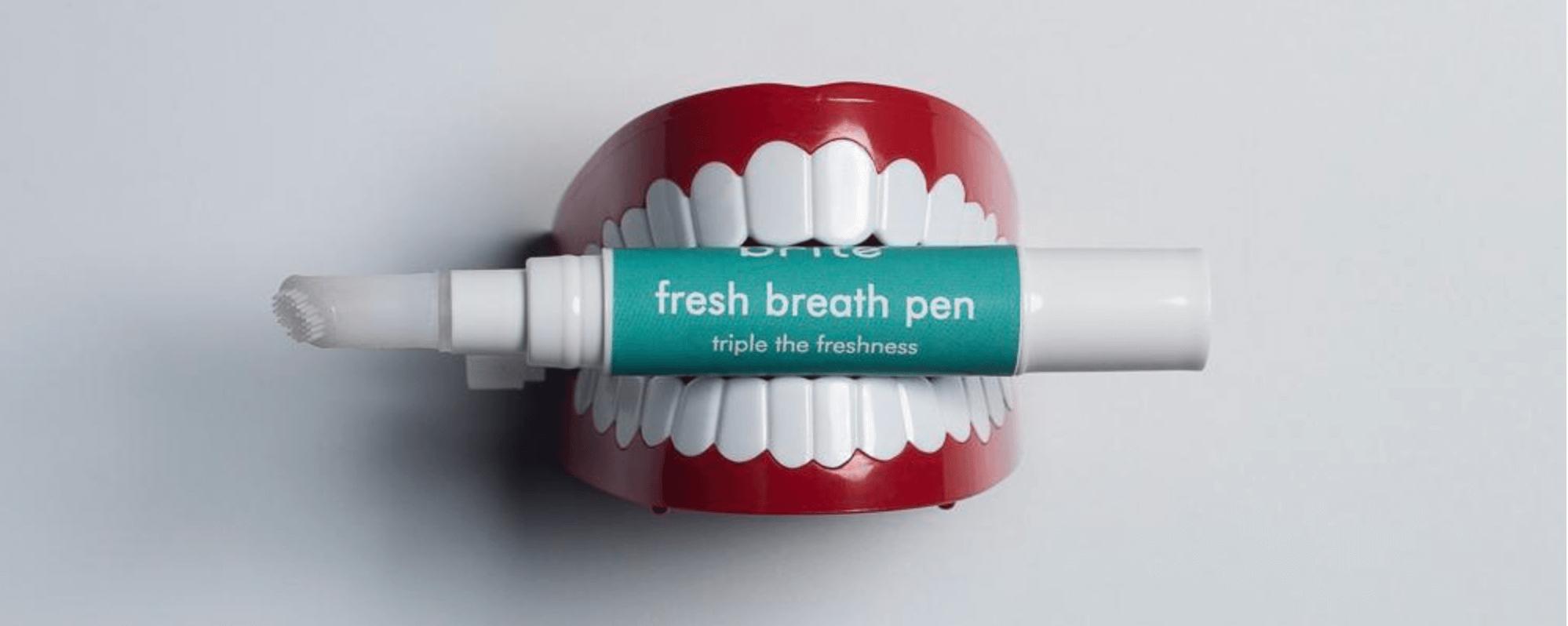slechte adem halitose verhelpen tips