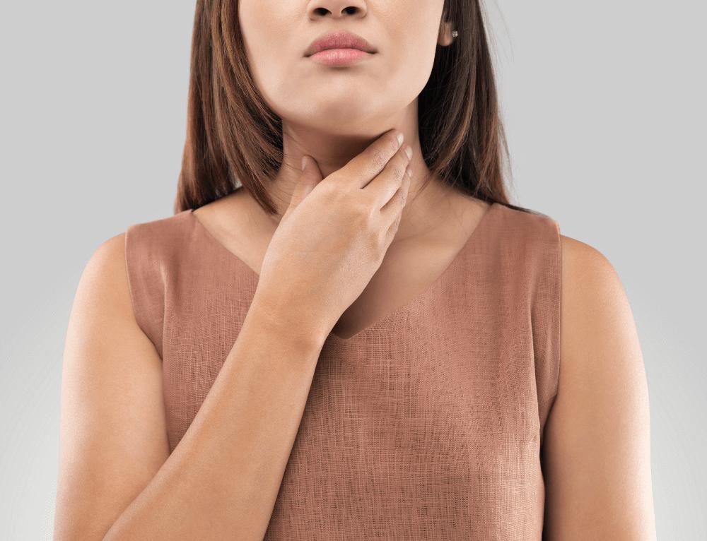Tips tegen droge keel
