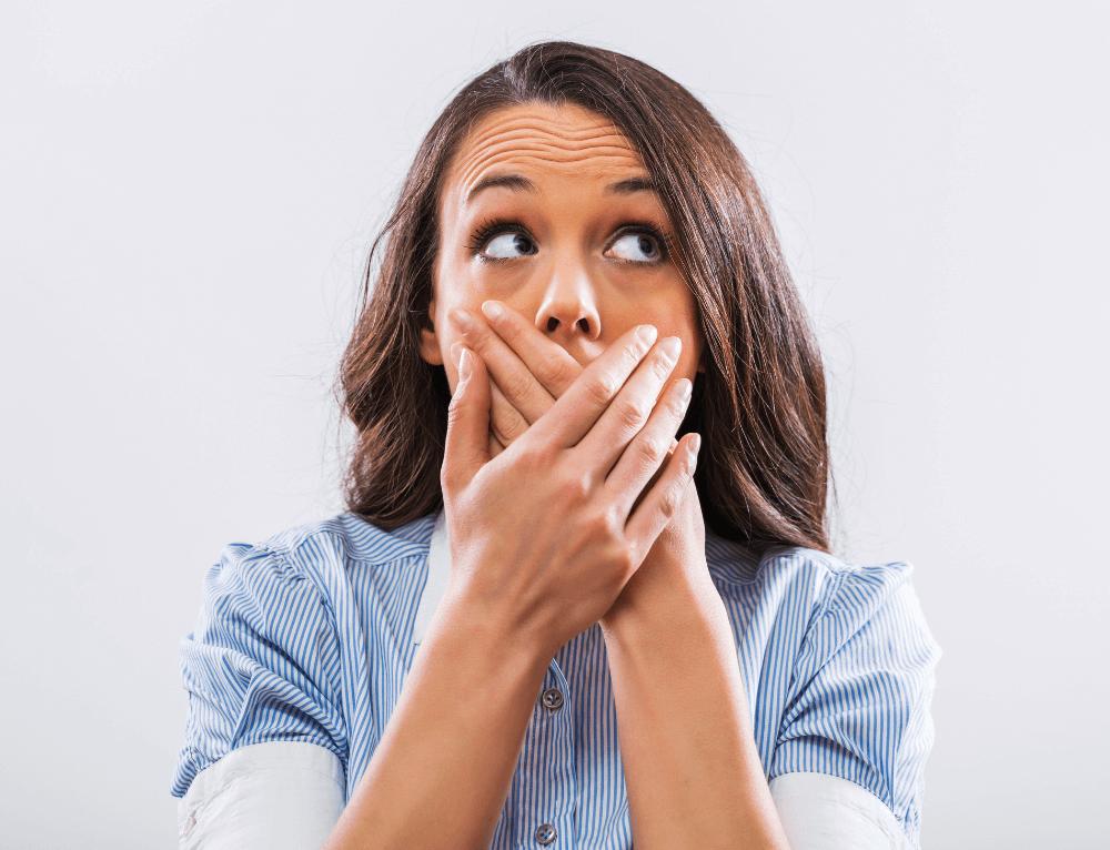 Zenker divertikel en slechte adem tegengaan