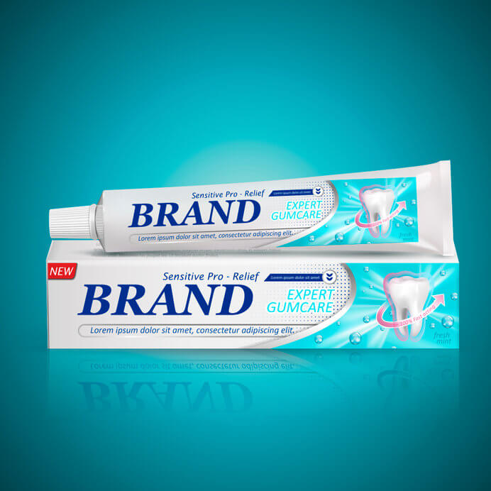 hydrated silica in tandpasta